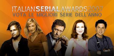 Italian Serial Awards2007