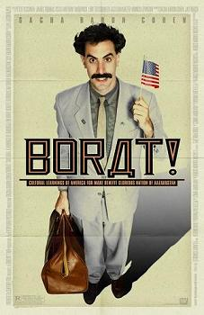 """Borat! Cultural Learnings of America for Make Benefit Glorious Nation of Kazakhstan"""