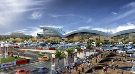 Il nuovo parco giochi Ferrari di AbuDhabi