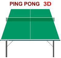 Ping Pong3D