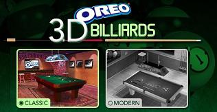 3DBilliards