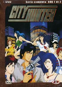 """""""City Hunter - Serie completa, box 1 di2″"""