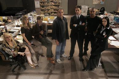 Criminal Minds, stagione 2