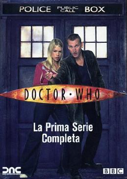"""""""Doctor Who - La prima seriecompleta"""""""