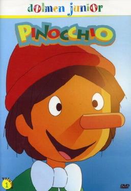 """""""Pinocchio, volume1″"""