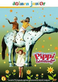Le fantastiche avventure di Pippi Calzelunghe, volume 1