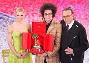 57° Festival della canzone italiana di Sanremo, i conduttori e ilvincitore