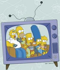 I Simpson inediti in TV
