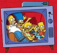 I Simpson in TV
