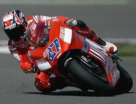 MotoGP di Turchia - VinceStoner