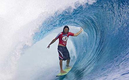 Surf aTahiti