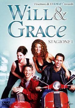"""Will & Grace - Stagione 1″"