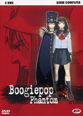 """""""Boogiepop Phantom - Seriecompleta"""""""