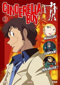 """Cinderella Boy"", DVD1"
