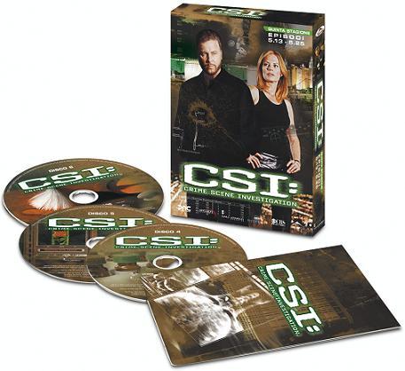 """""""CSI: Crime Scene Investigation - Quinta stagione, episodi 5.13 -5.25"""""""