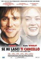 """Eternal Sunshine of the Spotless Mind - Se mi lasci ticancello"""
