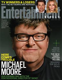 """Entertainment Weekly"", 1° giugno 2007"
