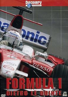 """""""Formula 1 - Dietro lequinte"""""""