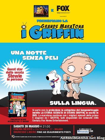 """La grande Maratona """"Griffin"""""""
