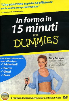 """In forma in 15 minuti For Dummies"""