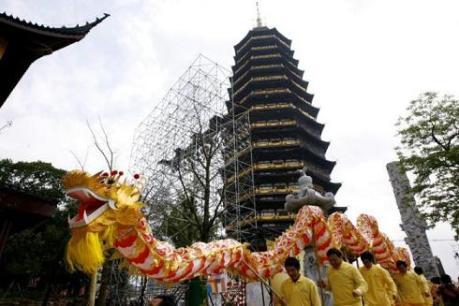 La pagoda più alta delmondo