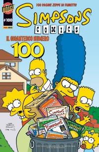 Simpsons Comics100