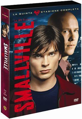 """""""Smallville - La quinta stagionecompleta"""""""