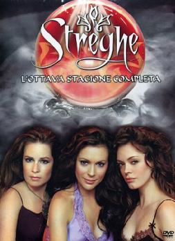 """""""Streghe - L'ottava stagionecompleta"""""""