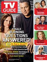 TV Guide, 23 maggio2007
