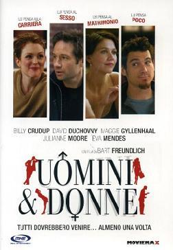 """""""Uomini &donne"""""""