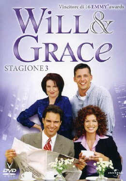 """""""Will & Grace - Stagione3″"""