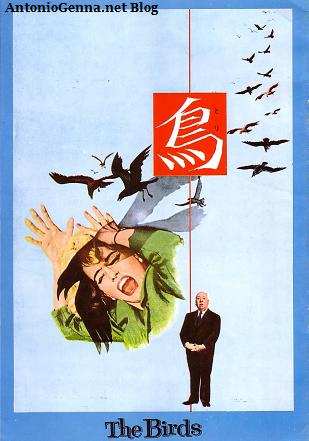 """""""Gli uccelli"""", pressbookgiapponese"""