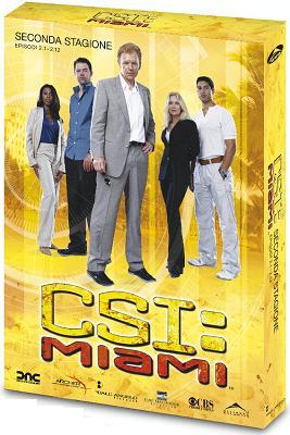 Miami - Seconda stagione, episodi 2.1 -2.12