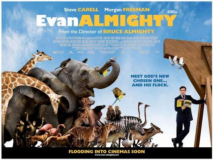 """Evan Almighty"""