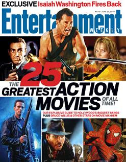 """Entertainment Weekly"", 22 giugno 2007"