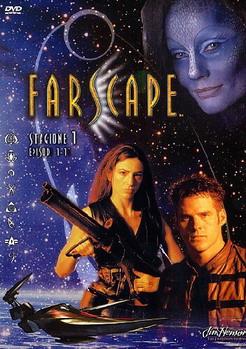 """""""Farscape - Stagione 1, episodi1-11″"""
