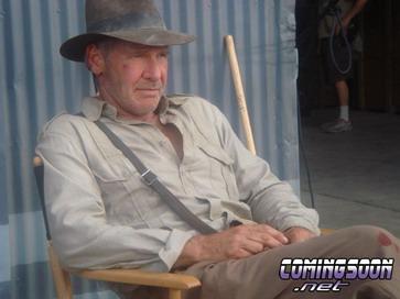 """Indiana Jones 4″, HarrisonFord"