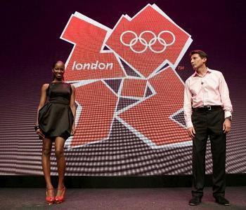 Londra 2012, il logoufficiale