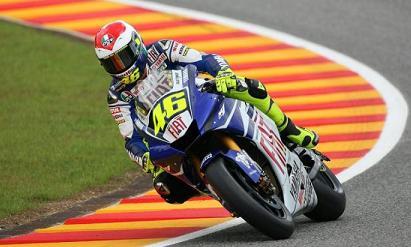 MotoGP d'Italia - Rossi torna avincere
