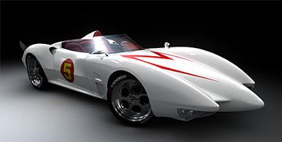 Speed Racer, Mach 5