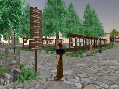 RomaFictionFest 2007 su Second Life