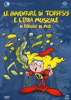 """""""Le avventure di Tofffsy e l'erbamusicale"""""""