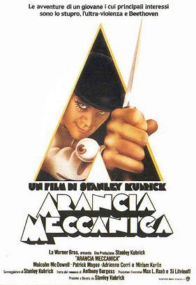 """""""Aranciameccanica"""""""