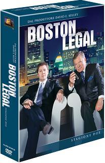 Boston Legal, stagione2