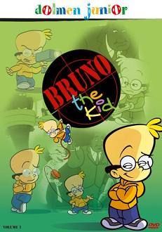 """Bruno the Kid, volume 1″"