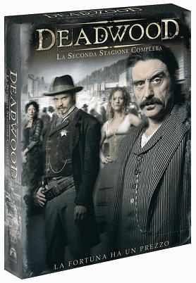 """Deadwood - La seconda stagione completa"""