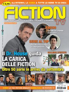 """Fiction TV"", luglio-agosto 2007"