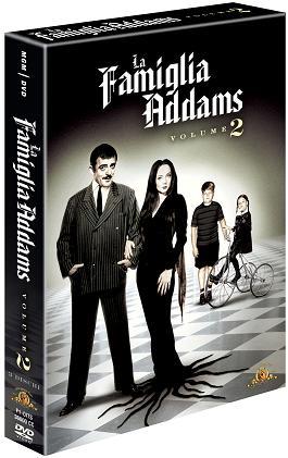 """""""La famiglia Addams - Volume2″"""