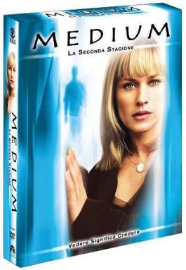 """Medium - La seconda stagione"""