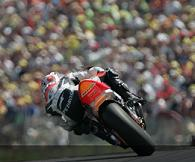MotoGP di Germania - VincePedrosa